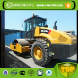 Fabricante oficial XS163j 16ton solo Drum Road Roller
