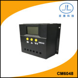 contrôleur intelligent solaire d'écran LCD de 60A 48V PWM
