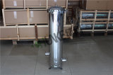 Chunke SS304 Système de filtre à cartouche d'eau pour la vente