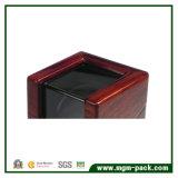 Regarder la boîte en bois de haute qualité avec logo personnalisé