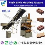 China máquina de ladrillos de arcilla/Brick-Hydraulic Pulse Lego la máquina