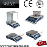Balanço da escala Bench Electromagetic (0,1 mg / 0,0001g)