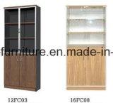 Los archivadores con bloqueo de puertas y estantes ajustables de mobiliario de oficina