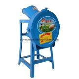 Mini Máquina de cortar pasto en el hogar el forraje verde césped eléctrica Cortador picadora máquina para la alimentación de animales