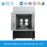Печатание 3D цены высокой точности принтер 3D самого лучшего огромного Desktop