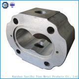 Части горячей точности сбывания подвергая механической обработке с алюминиевыми частями и частями металла