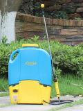Pulvérisateur de batterie de jardin du certificat 18L de la CE avec des roues