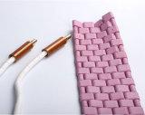 esteira cerâmica flexível do calefator de 100*60mm