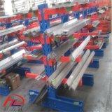 Einzelner und doppelter Lager-Speicher-freitragende Stahlzahnstange