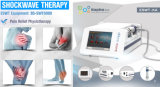 Menor preço máquina de terapia de Ondas de Choque Portátil Fisioterapia extracorpórea