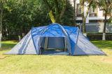 Une salle de séjour de deux lits Chambre grande tente familiale (GFT-01)