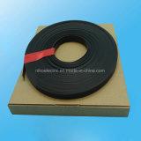 Le PVC de l'acier inoxydable 316 du certificat 304 d'UL a couvert la courroie de technologie neuve