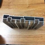 Carré, rond, différents profils d'Extrusion en alliage aluminium pour porte et fenêtre 198 tube