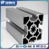 El SGS revisó los perfiles de aluminio de la fábrica para la industria
