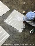 Material de construcción cerámica sales solubles de porcelana de color blanco marfil Baldosa 600x600mm 800x800mm