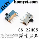 Elektronischer Spdt horizontaler BAD Großhandelsgleitschalter mit Pin 3