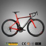 Prix attractif 700c 22vitesse de roue de vélo de route avec le carbone