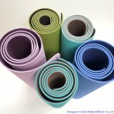 Yogamat avec surface polyuréthane anti-patinage