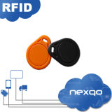 El mejor clave elegante Fob del ABS 13.56MHz RFID del precio para el transporte público