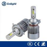 4000lm 40W por séries do diodo emissor de luz Q7 do farol do jogo H1 H3 H4 H7 H9 H11 do farol do diodo emissor de luz dos pares auto