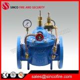 Válvula de diminuição da pressão para o abastecimento de água