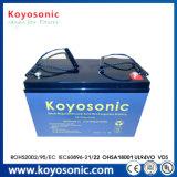batería grande de la batería 2V 400ah de la potencia de los sistemas fotovoltaicos de cinco años de la garantía