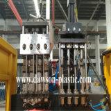 1L 3L HDPE/PE 단 하나 역 자동적인 고속 중공 성형 기계