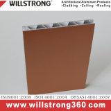 Panneau composé en aluminium pour les façades en aluminium