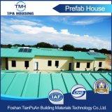 Casa prefabricada de lujo modificada para requisitos particulares del diseño del precio razonable para el edificio de hogares