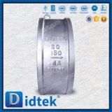 Didtek 100%テストCF8mステンレス鋼の上昇のウエファーの小切手弁