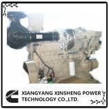 Ccec Nta Cummins855-M400 de 298kw/2100rpm refrigerado por agua barco de motor diesel marino