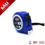 Sali de 7 pies destacan fácil medición de la cinta de medición de la ABS