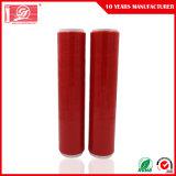 Красный растянуть пленку для поддона Wrap машины или Руководство по ремонту пластиковых LLDPE Соединенных Штатов