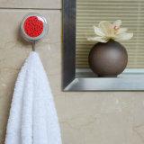 La novedad de aspiración de diseño de frutas de ganchos de pared con adhesivo taza