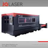 Machine de découpage personnalisée ordonnable en métal de laser de fibre de qualité