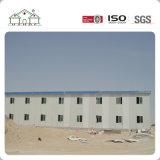 Multifunktionsfabrik-Licht-Stahlkonstruktion-modulares Haus/bewegliches Gebäude/fabrizierten Büro-Haus vor