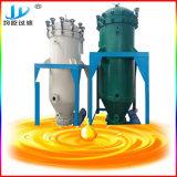 Используется для приготовления пищи масляный фильтр листьев машины