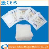 Spugna sterile della garza del prodotto medico a gettare