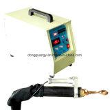 Машина топления подогревателя индукции штуцера латунного винта паяя Handheld
