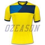 Futebol impresso Sublimated Jersey da alta qualidade projeto novo
