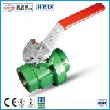Pn16 DN65 Válvula de bola roscada de hierro fundido