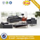 1+1+3 estilo moderno de alta calidad Oficina sofá de cuero (HX-S1117)