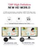 屋内WiFi IPのカメラH. 264 Wireless720p Onvif CCTVの保安用カメラ