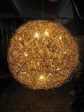 Esfera de latão personalizados moderna Lâmpada Pendente (KAM008)