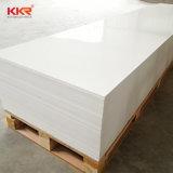 Superficie solida acrilica bianca del ghiacciaio di pietra artificiale di colori di centinaia