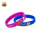 Divers bracelet en silicone japonaise de style personnalisée