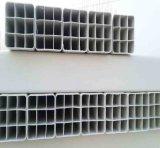 Tubulação porosa high-density do cabo distribuidor de corrente do polietileno do PE
