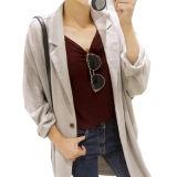 Costumes personnalisé Collier anorak Loisirs enduire avec le bouton