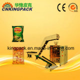 Os chips de alta qualidade de máquinas de enchimento/Snack máquina de embalagem de alimentos