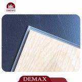 Vinyle de matériau de construction de décoration parquetant la surface UV d'enduit